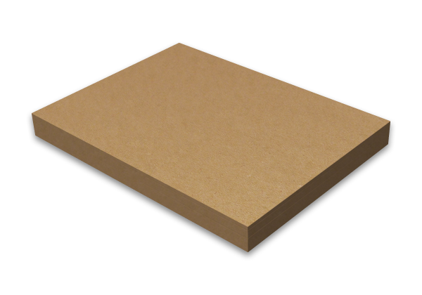 Självhäftande block, 100x75mm Färg, stor bild