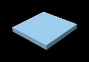 Titta närmare på blocket 75x75mm Färg