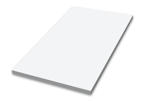 Självhäftande block, 75x127mm, stor bild