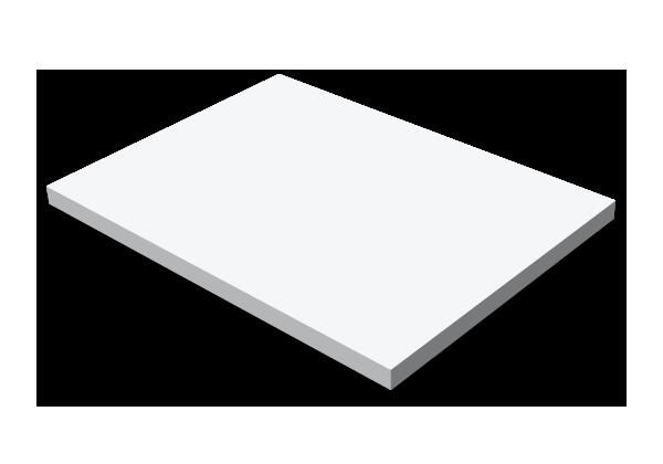 Självhäftande block, 101x75mm Duo, stor bild