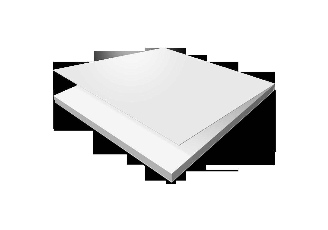 Självhäftande block, 150x150mm Omslag, stor bild
