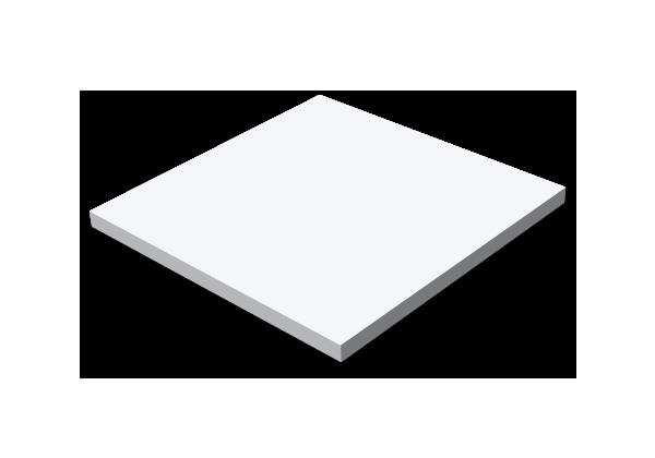 Självhäftande block, 75x75mm Namn, stor bild